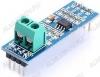 Радиоконструктор RC006 Преобразователь интерфейсов TTL в RS485 на MAX485 Штыревые разъёмы и клемник для подключения линии RS485