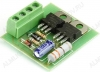Радиоконструктор Устройство плавного включения ламп накаливания RL134M Номинальное напряжение питания: 100...280 В;    Коммутируемая мощность: 25...100 ВТ; Задержка включения: 0,1...0,3 с.