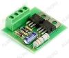Радиоконструктор Устройство плавного включения ламп накаливания RL134 (25...100Вт 100...280В) Номинальное напряжение питания: 100...280 В;    Коммутируемая мощность: 25...100 ВТ; Задержка включения: 0,1...0,3 с.