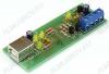 K-line адаптер USB, RAM226  K-L-line адаптер для подключения ПК к диагностическому каналу (К или L -линии) (ЭБУ) автомобиля  по интерфейсу ISO-9141(ALDL)