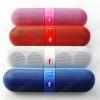 АудиоКолонка BT808 Pill F красная