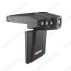 Видеорегистратор автомобильный 022 HD с интерполяцией SD - карта 1-32Gb; Li-ion аккумулятор; дисплей 2,5