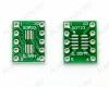 Плата переходная SOT23 0.95mm/SOP10 0.5mm to DIP