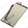 Дисплей для Asus Zenfone 2 ZE550ML + тачскрин черный