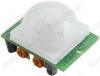 Радиоконструктор Датчик присутствия HC-SR501 RA007 Датчик присутствия HC-SR501; 3...7 м; 140 ?; 4,5...20 В; TTL выход. Чувствительность и время задержки может быть отрегулирована.
