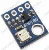Радиоконструктор Датчик давления (барометр) BMP180 (GY-68) RI013 Интерфейс: I2C;Диапазон измерений: 300...1 100 hPa (-500...+9 000метров); Полностью откалиброван;