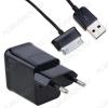 Сетевое зарядное устройство для Samsung Galaxy Tab P-1000 + кабель Orig