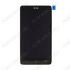 Дисплей HTC Desire 400 + тачскрин черный Orig
