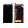 Дисплей для Lenovo A6000 + тачскрин черный