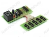 Радиоконструктор Выключатель кодовый RA259 в любых устройствах для ограничения доступа.