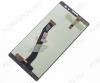 Дисплей для Lenovo K910 + тачскрин черный