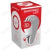Лампа светодиодная 220В/  7Вт/ E14/ 3000К (теплый белый) (L329)/ (Eco_LED7wR50E1430);