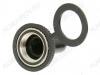 Колпачок влагозащитный для тумблера KN (M12x0.75mm) WPC-02