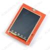 2.4 TFT touch LCD shield, Шилд для плат Arduino с дисплеем 2.4', тачскрином и слотом micro SD