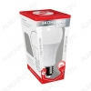 Лампа светодиодная 220В/ 14,0Вт/ E27/ 6500К (холодный белый) (L333)/ 1400lm (EcoL14wA60230vE2765);