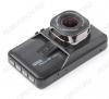 Видеорегистратор автомобильный CAR CAMERA T626 Full HD microSD - карта 4-32Gb; Li-ion аккумулятор; дисплей 3