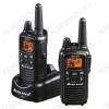 Радиостанция портативная Midland LXT-425 (2 станции+ЗУ) (8 каналов) PMR и (69 каналов) LPD; мощность 0,5вт(PMR), Ni-MH аккумулятор 6 В, 800 мА/ч. Дальность действия: до 8 км