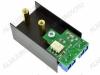 Радиоконструктор Ключ оптосимисторный 6А STK0046-6A (коммутация до 600В 6А)  (Распродажа) Коммутируемое переменное напряжение до 600 В, ток до 6 А. Напряжение изоляции 5 КВ. Ключ открыт при напряжении на входе 3,3..5,0 В, закрыт 0..1 В.