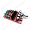 Радиоконструктор Усилитель 2х100Вт MP3116 (D-класс, на TPA3116, мостовой режим, с регулятором громко Напряжение питания 5-24В;сопротивление акустики 4-16 Ом ;регулятор громкости; защита от короткого замыкания в нагрузке.Диапазон частот, Гц 20:22000