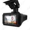 Видеорегистратор+радар-детектор RATIONE с модулем GPS microSD - карта 8-128Gb; Li-ion аккумулятор; дисплей 2,7