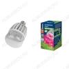 Лампа светодиодная (L350)  фито. LED-M80-20W/SP/E27/CL   ALS55WH