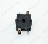 Переключатель режимов для масляных обогревателей 30х30мм, 16A, 5конт.