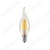 Лампа светодиодная 220В/  5Вт/ E14/ 4500К (дневной белый) (L365)/ 450lm (EcoLedFL5wCWE1445);