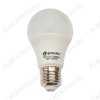 Лампа светодиодная 12В/3Вт/E27/6000К(холодный белый)/270Lm (EL-LED-A60 -3W-P);