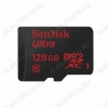 Карта MicroSDXC 128Gb (Class 10) 80MB/s USB 2.0 + SD adapter