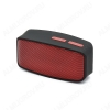 АудиоКолонка MP3 N10U красная
