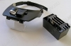 Лупа очки (х1.2/1.8/2.5/3.5) TK1009L, с фонарем подсветки повышенной мощности. Кратность: х1.2/1.8/2.5/3.5,  работает от 2-х батарей ААА.