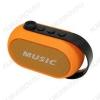 АудиоКолонка A76 оранжевая