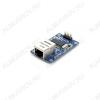 Модуль Ethernet на базе чипа Enc28J60, Позволяет организовать полноценную работу с сетью