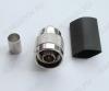 Разъем (4410) N-111/5D Штекер на кабель 5D-FB под обжим