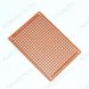 Макетная плата односторонняя 50*70mm; для DIP-компонентов; шаг 2.54mm
