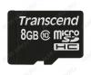 Карта MicroSDHC 8Gb (Class 10) USB 2.0