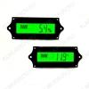 Радиоконструктор Индикатор заряда АКБ 12В/24В/36В/48В MP606 (графический) позволяет следить за уровнем заряда батареи или аккумулятора напряжением 12В, 24В, 36В, 48В. Выводимая информация выдается в графическом виде