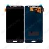 Дисплей для Samsung J510FN Galaxy J5 + тачскрин черный, копия (яркость регулируется)