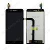 Дисплей для Asus Zenfone Go (ZC500TG) + тачскрин черный