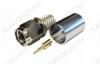 Разъем (4211) SMA S-111/5D Штекер на кабель 5D-FB под обжим