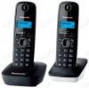 Радиотелефон KX-TG1612RU 1 серый/белый