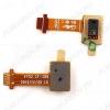 Шлейф для Sony Xperia M2 (D2303/D2302/D2403) + светочуствствительный элемент
