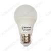 Лампа светодиодная (L387) 12В/7Вт/E27/6500К(холодный белый)/600Lm (A60E27);