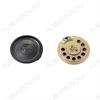 Динамик d=30mm; 8R; 0,5W; 470-5500Hz (№120) для радио, домофонов