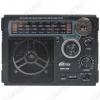 Радиоприемник RPR-888 УКВ 64,0-108.0МГц; разъем USB, SD; Функция диктофона. Питание от 4xR20 или от сети 220В