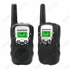 Радиостанция порт. Baofeng BF-T3 (2 станции) 22 канала, Диапазон частот: UHF 400-480 МГц, радиус действия до 3 км, питание 3xLR03