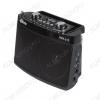 Радиоприемник RPR-215 GRAY УКВ 88,0-108.0МГц; разъем USB, microSD,SD; Питание аккумулятора,  2xR20 или от сети 220В
