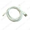 Датакабель iPhone 5/5C/5S/SE/6/6Plus/iPad mini 3 метра