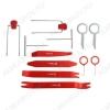 Универсальный набор для инсталлятора INSTALLATION KIT для демонтажа автомагнитол и деталей интерьера (в т.ч. дверных обшивок, деталей торпедо, пластиковых накладок и др.) серии Decibel