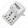 Зарядное устройство 85 для 2-4шт NiCd,NiMh R03/AAA, R6/AA, Vзар=1.4V 100-200mA; 6F22 Iзар=20mA;